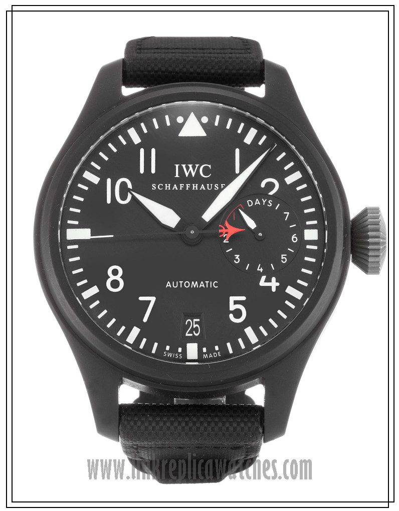 Passionate Imitation IWC Large Pilot Watch man's Dream Replica Watches