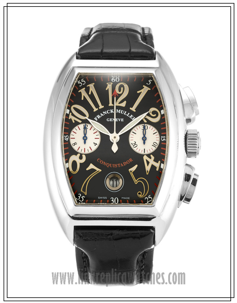Franck Muller Replica watches, the youngest Replica watch brand