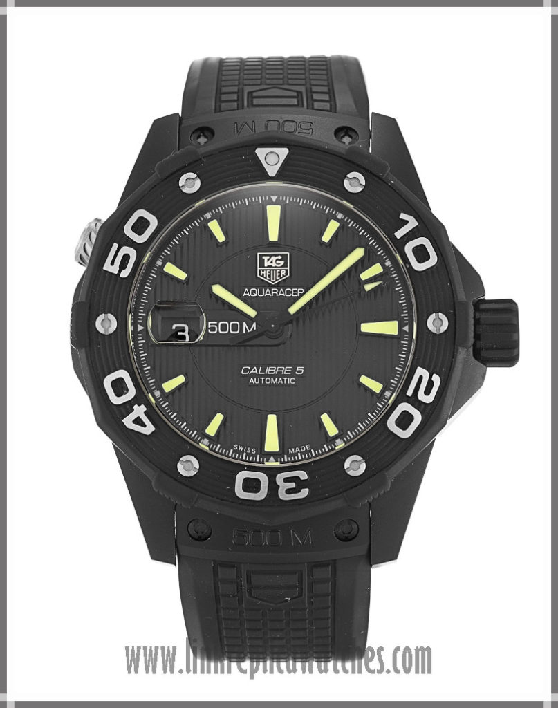 Tag Heuer replica Aquaracer 500m watch