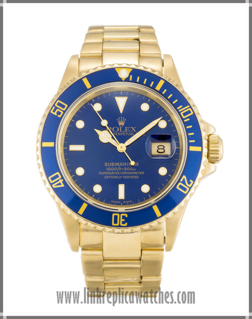 Swiss Rolex Replica Submariner 16618