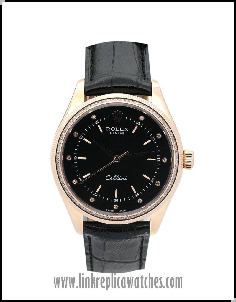 Rolex Swiss Replica Cellini Time