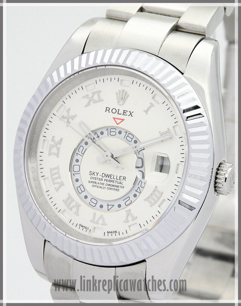 High Quality Replica Rolex oyster SKY-DWELLER