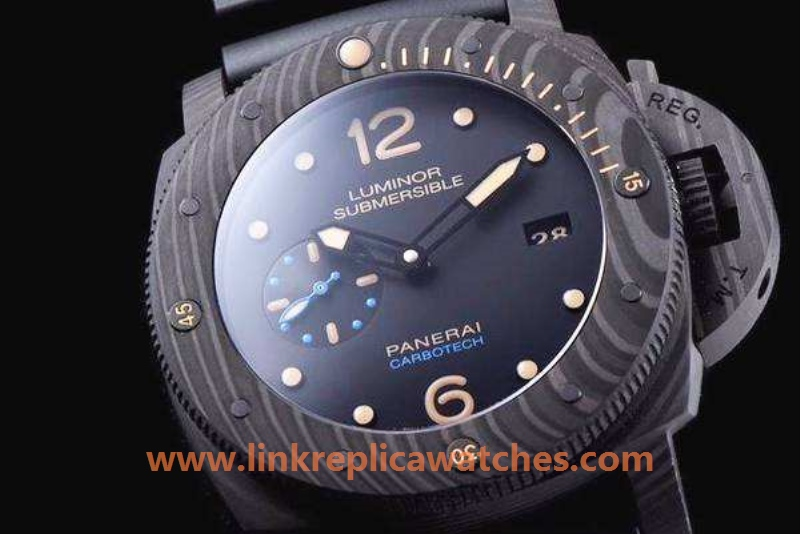 High Quality Replica Panerai Luminor 1950 Series Watch Detail