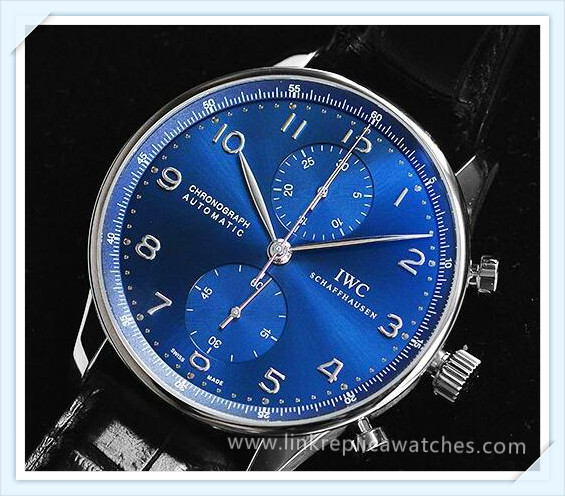 IWC Portugieser Replica Watches: Casual And Formal In One