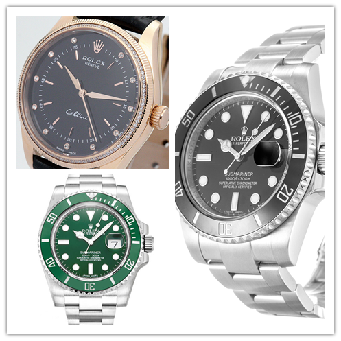 Do you know the three major materials of Rolex replica watches