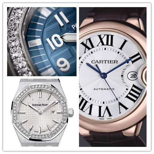 What are the eight replica watches for successful women at low prices