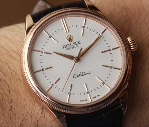 Rolex Cellini Replica Watches: Refined And Elegant, Low-key And Steady