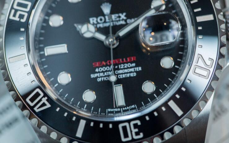 Rolex Replica New Sea-dweller Several Features
