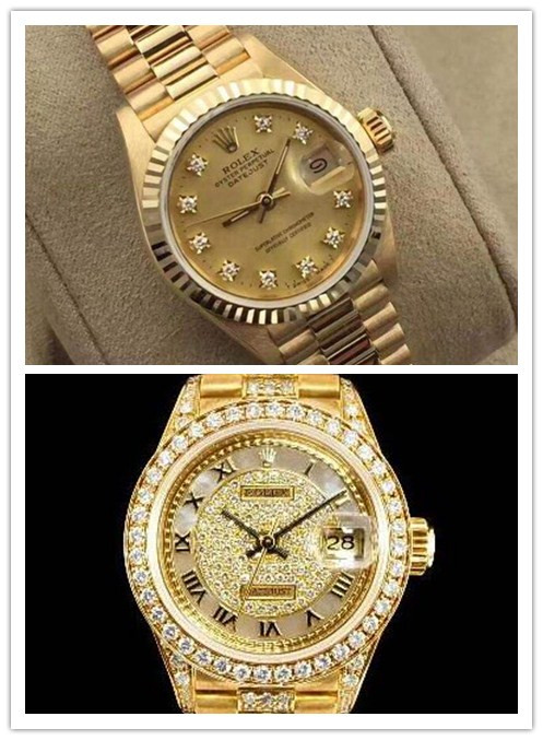 15 most certain Rolex replica Watches for women