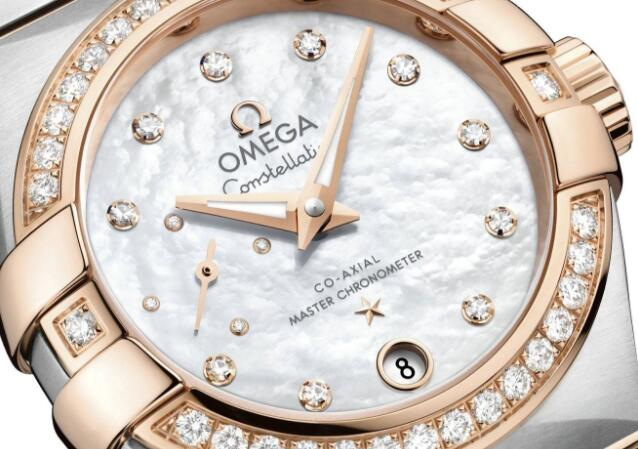 Eternal Achievement Tasting Omega Constellation Observatory Replica Watch Annual Calendar Watch