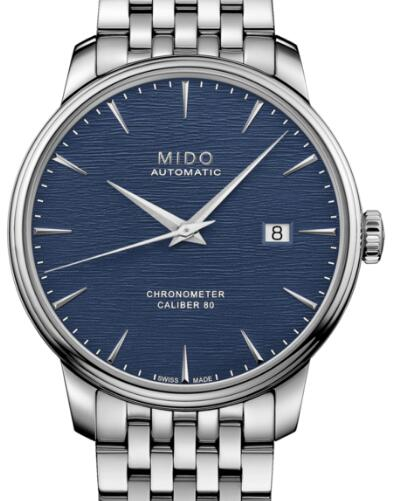 How To Change A Gentleman In One Second Mido Baroncelli Replcia Watches To Recruit