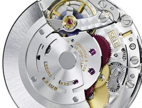 Replica Rolex 3135 movement