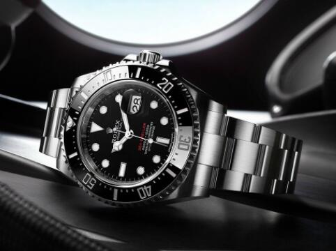 Rolex 126600 has been upgraded in design
