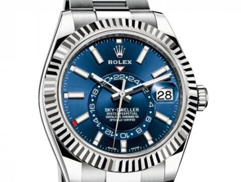 Rolex complicated style 326934