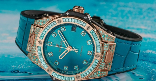 Hublot Replica Big Bang Series Paraiba Watch 01