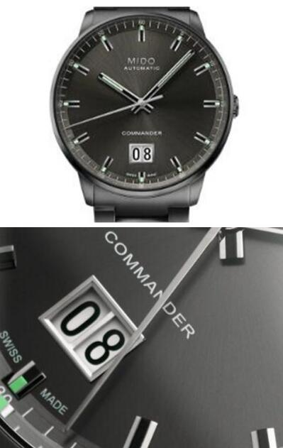 Swiss Mido Replica Commander Series watches