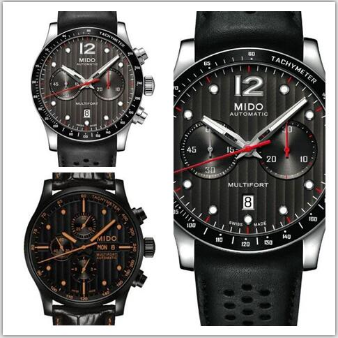 replica Mido watches 01