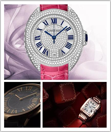 Cartier Replica Watches Series