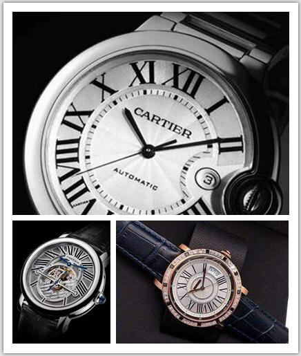 Cartier Replica Watches The Series Introduction