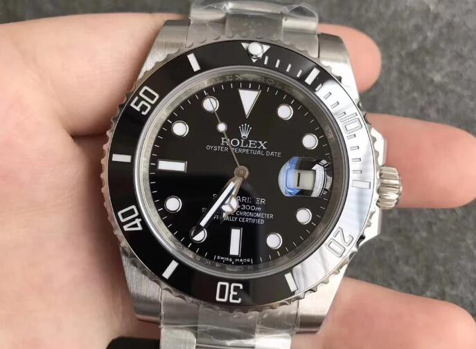 Replica Rolex Submariner 114060-97200 Latest Version